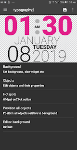 UCCW - Ultimate custom widget Screenshot