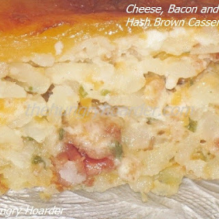 Cheese, Bacon and Ranch Hash Brown Casserole Recipe