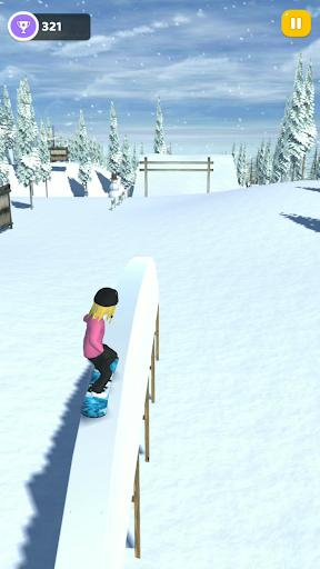 Télécharger Gratuit Shred The Gnar APK MOD (Astuce) screenshots 4