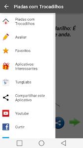 Piadas com Trocadilhos screenshot 1