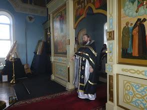 Photo: В среду совершается Литургия Преждеосвященных Даров