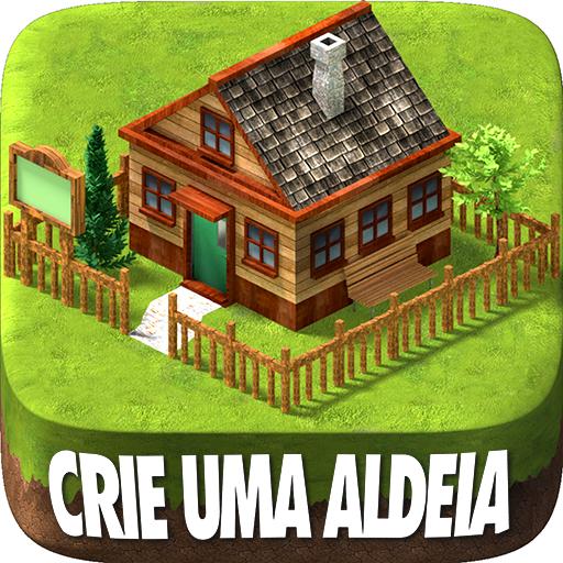 A Vila: simulador de ilha Village City Simulation