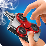 Vape Spinner 3D Simulator Icon