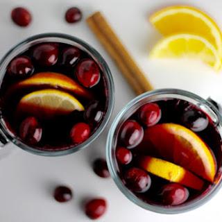 Hot Spiced Sangria Recipes