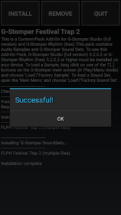 G-Stomper Festival Trap 2- screenshot thumbnail