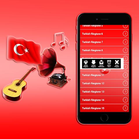 android Turkish Ringtones 2016 Screenshot 14