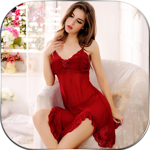 लड़की नाइट ड्रेस फोटो सूट - Google Play पर