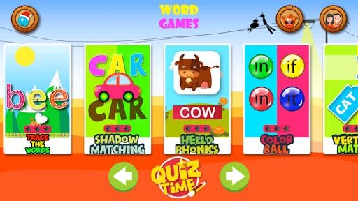 Kindergarten kids Learn Rhyming Word Games 7.0.3.5 screenshots 6