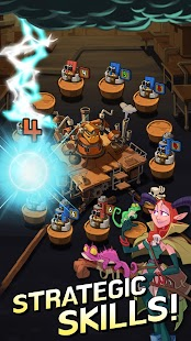 Dice Brawl: Captain's League (Unreleased)- screenshot thumbnail