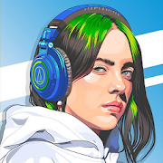 Billie Eilish Color by Number