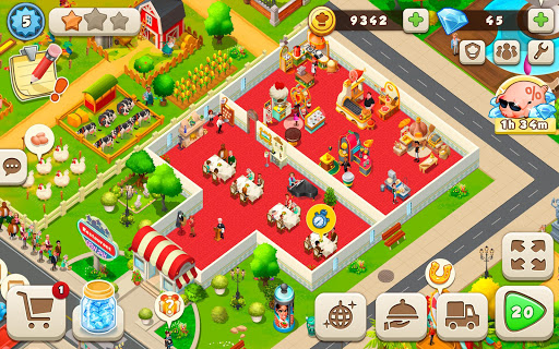 Tasty Town - Cooking & Restaurant Game ud83cudf54ud83cudf5f screenshots 15
