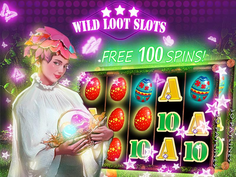 Grab da Loot Slot Machine - Play the Free Casino Game Online