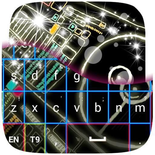 个人化のDJ用キーボードのテーマ LOGO-記事Game