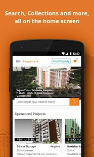 CommonFloor Property Search- screenshot thumbnail