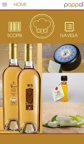 android Pappai: prodotti tipici sardi Screenshot 0