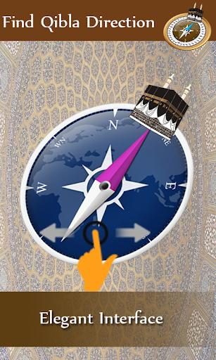 Qibla Compass - Find Direction  screenshots 3