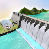 Hydel Power 3D