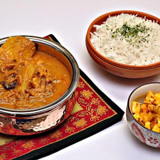 Goan Samarachi Koddi (Dried Shrimp Curry)