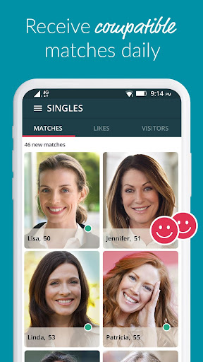 SilverSingles: Dating Over 50 Made Easy ss3
