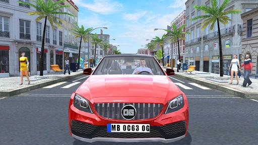 Car Simulator C63 1.70 screenshots 7