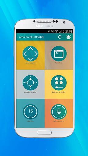 Bluetooth Board Control