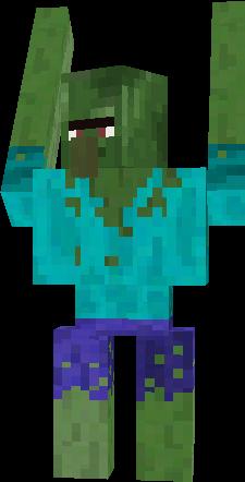 Mutant Zombie Nova Skin