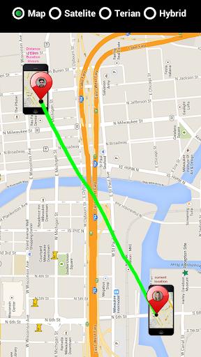 Mobile Number Location GPS : GPS Phone Tracker  screenshots 8
