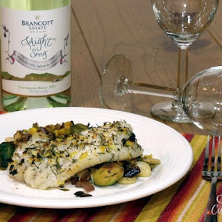 Broiled Grouper with Lemon and Thyme Recipe