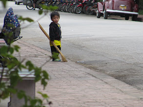 Photo: Day 293 - Young Street Cleaner