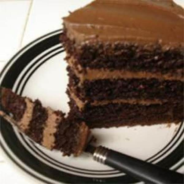 Chocolate Coffee Buttercream Icing Recipe