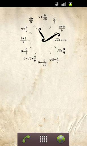 The beautiful math clocks