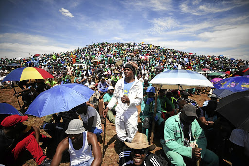 Mining companies take on Amcu to prevent secondary strike