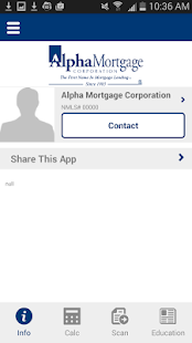 AlphaHome- screenshot thumbnail