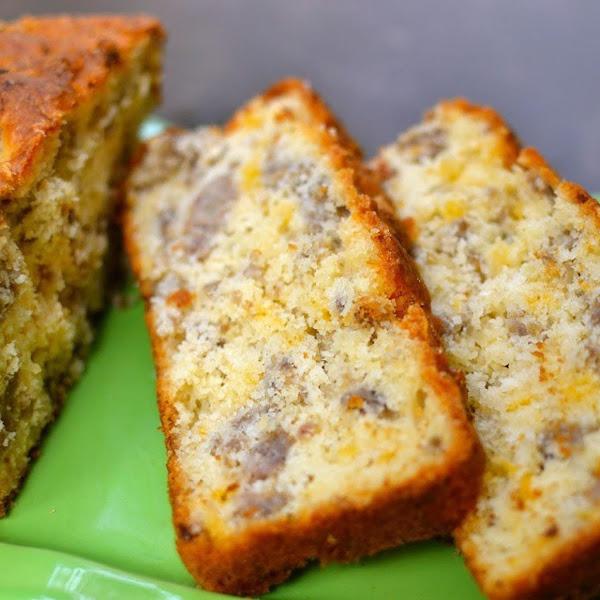 Sausage Bread Recipe