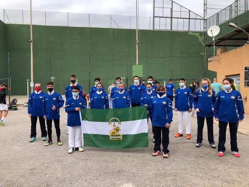 Almería, presente en el Campeonato Frontenis