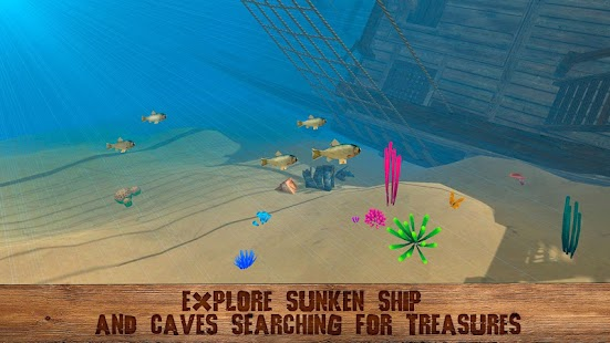 Pirate Island Survival 3D Screenshot