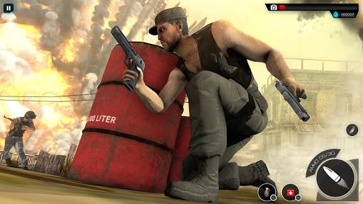 Cover Free Fire Agent:Sniper 3D Gun Shooting Games modavailable screenshots 16