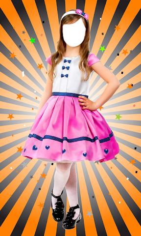android Kinder Kostüme Fotomontagen Screenshot 7