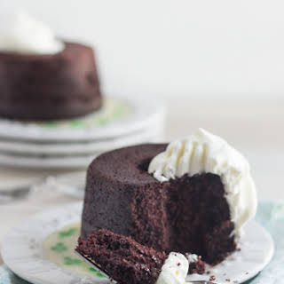 Chocolate Stout Mini-Bundt Cakes.