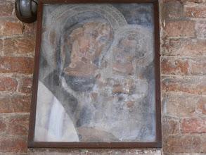 Photo: Fresco, Church of Saints Vitale and Agricola, Santo Stefano