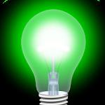 Chic: Green Light Icon