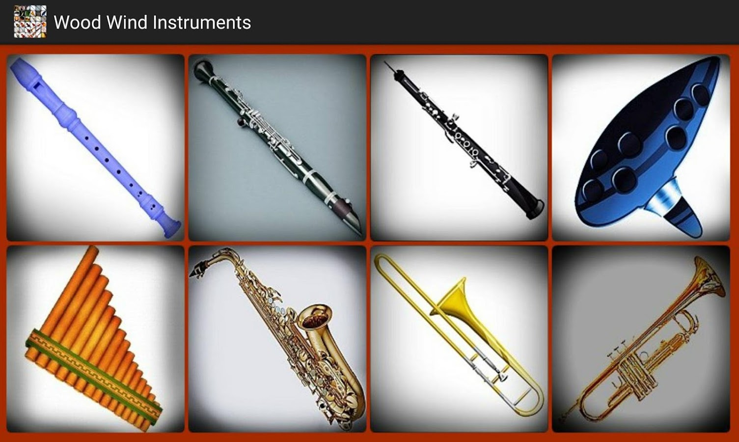 All Musical Instruments- screenshot