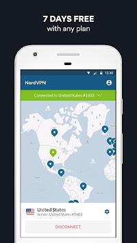 NordVPN: Private WiFi & Security - Unlimited VPN