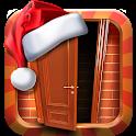 100 Doors Seasons - Puzzles. Christmas Games. icon