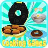 donuts maker - cooking games