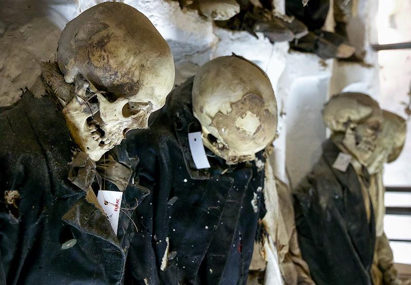 Mummie ottocentesche di marco la torre