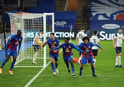 Premier League : Benteke et Crystal Palace accrochent Tottenham