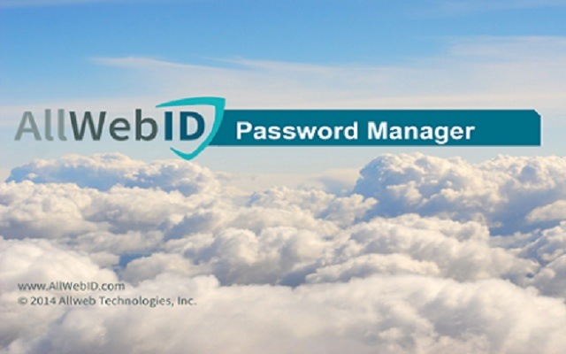 AllWebID Password Manager Extension
