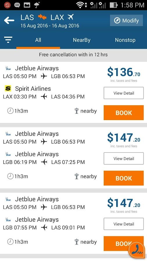 Cheap Flight Tickets- screenshot