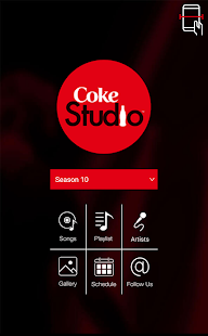 Coke Studio- screenshot thumbnail